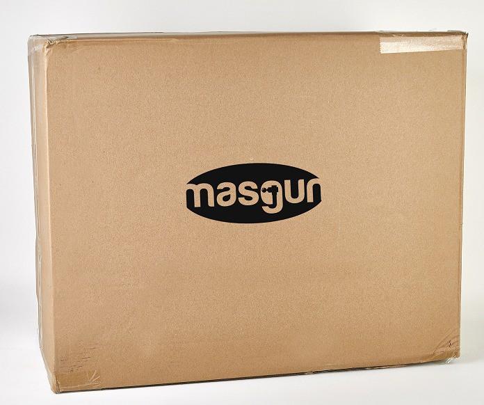 Verpakking Masgun - massagegun 2021